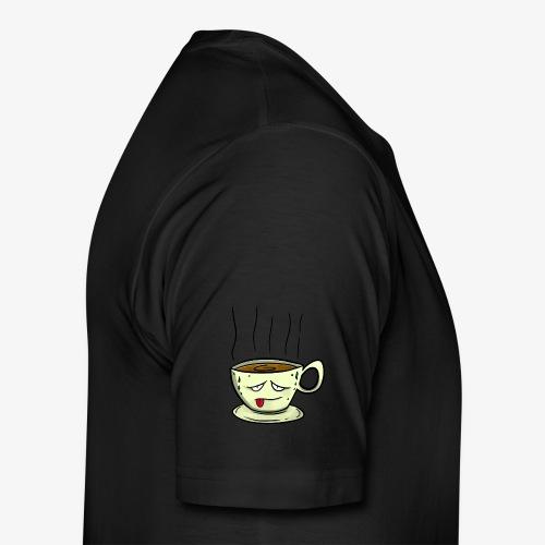 Tea - Doodle - T-shirt Premium Homme