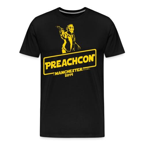 Official Preachcon 2019 Shirt - Men's Premium T-Shirt