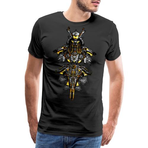 Wu High Samurai - T-shirt Premium Homme