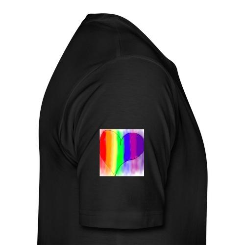 RainbowLove - Men's Premium T-Shirt