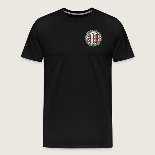 Schützenverein und Amelunxenwappen - Männer Premium T-Shirt