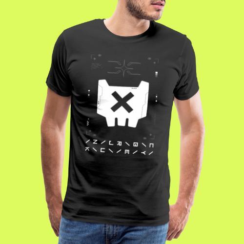 CBRNTWRX - Men's Premium T-Shirt