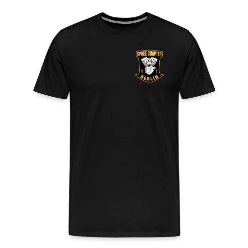 2019_SCB-Shield_R_closed - Männer Premium T-Shirt