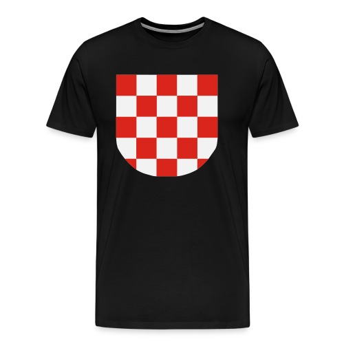 croatia sahovnica SAMO http://WWW.CROATIAN-TEAM.de - Männer Premium T-Shirt