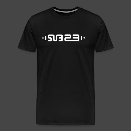 SUBCULTURE 23 - Maglietta Premium da uomo