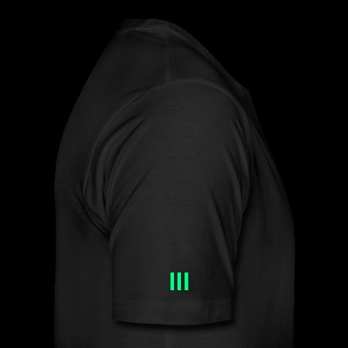 III Logo - Men's Premium T-Shirt
