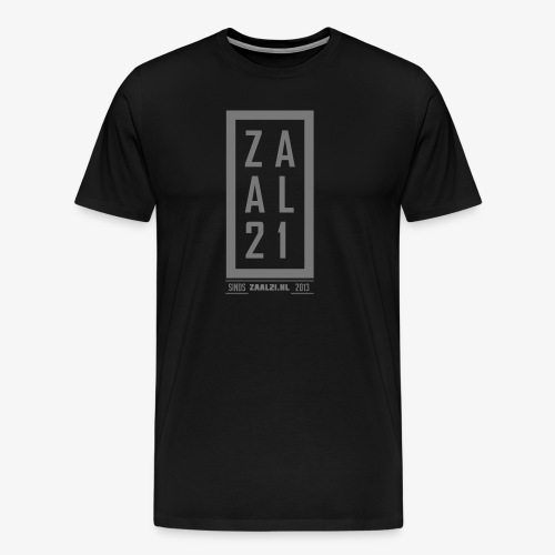 T-SHIRT-BLOK - Mannen Premium T-shirt