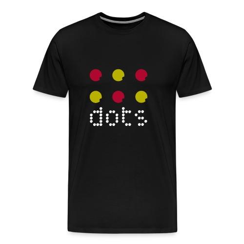 dots - Männer Premium T-Shirt