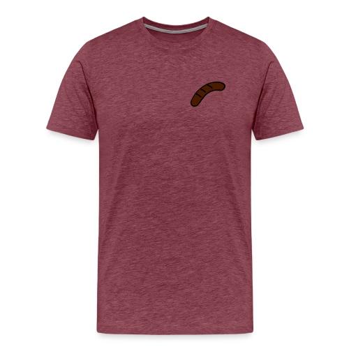 Wurst - Männer Premium T-Shirt
