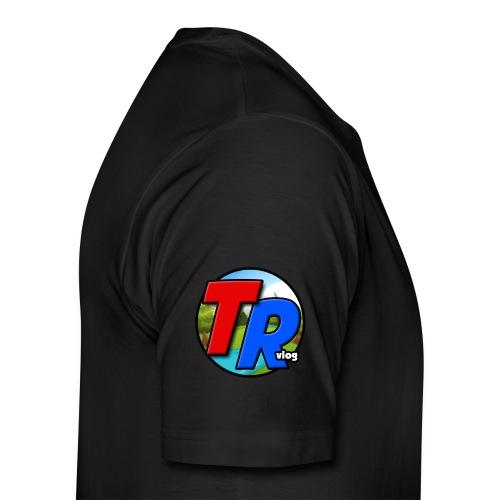 Track Rural Logo - Camiseta premium hombre