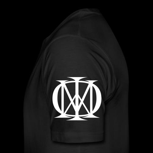 Dream Theater World 1 - Premium T-skjorte for menn