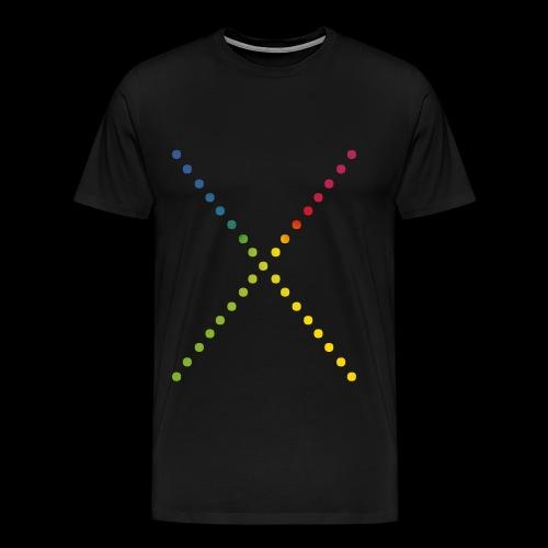 Rainbow - X by SXNA - Männer Premium T-Shirt
