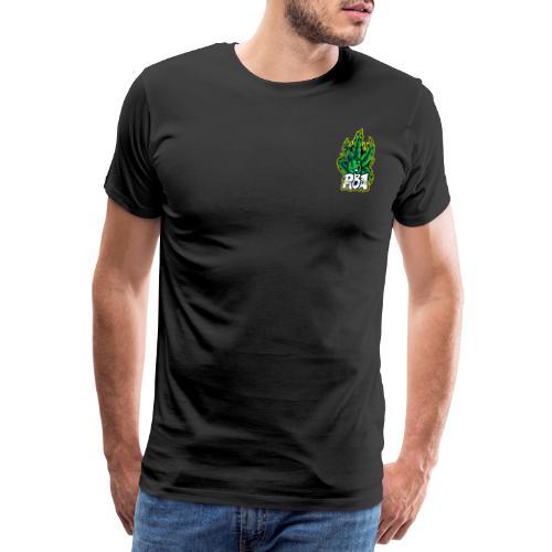 RBA Logo 1 ( Social Media ) - Camiseta premium hombre