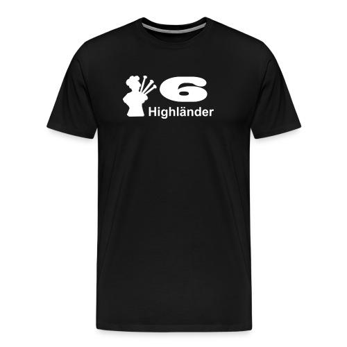Sixhighländer22 Spezial - Männer Premium T-Shirt