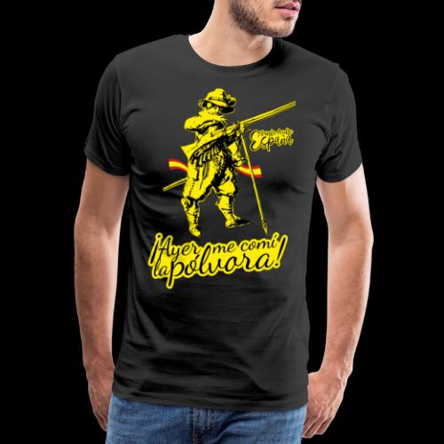 Santa Madre España - Men's Premium T-Shirt