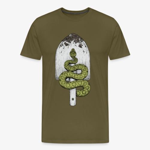 Gravedigge's Chant - Men's Premium T-Shirt