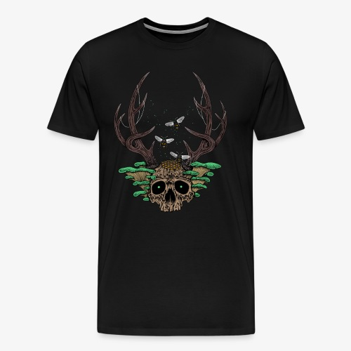 Eyes Of Emerald - Men's Premium T-Shirt