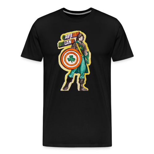 CAPTAIN IRELAND AYHT - Men's Premium T-Shirt