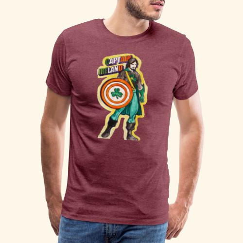 CAPTAIN IRELAND AYHT - Men's Premium T-Shirt