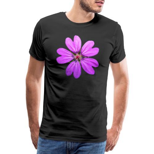 TIAN GREEN Garten - Storchschnabel 2020 01 - Männer Premium T-Shirt