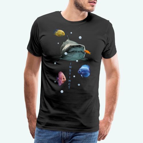 Instinkt - Männer Premium T-Shirt