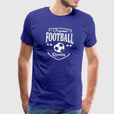 Football - Miesten premium t-paita