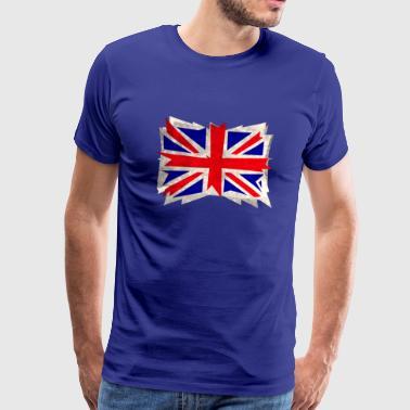 union jack - Camiseta premium hombre