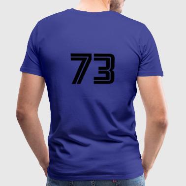 73 - Camiseta premium hombre