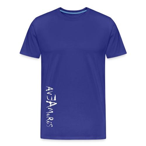 Camiseta Hombre EA B - Camiseta premium hombre