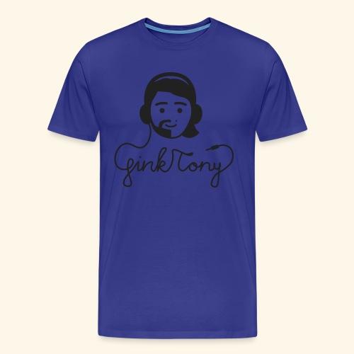 Gink Tony Merchandise 2 - Männer Premium T-Shirt