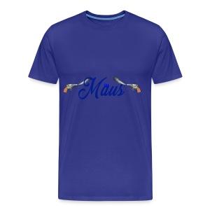 Waterpistol Sweater by MAUS - Mannen Premium T-shirt