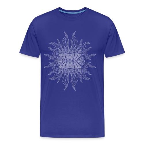 Fiore della saggezza - Maglietta Premium da uomo