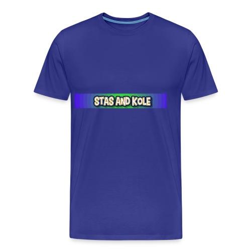 Shirt Logo - Men's Premium T-Shirt