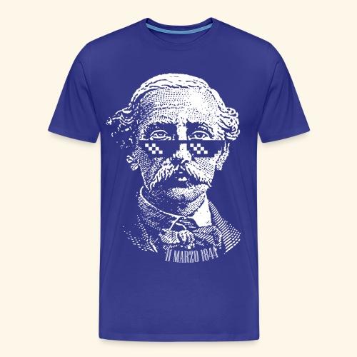 T-shirt Primera batalla Dominicana - Camiseta premium hombre