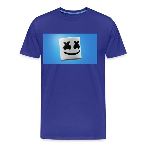 Mello head - Premium-T-shirt herr