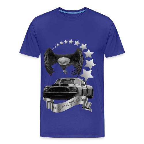 Das beste kommt noch silber - Männer Premium T-Shirt