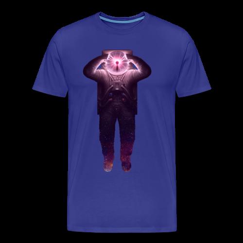 Mind blown - Camiseta premium hombre