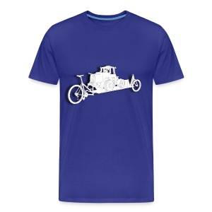 Cargobike Heavylifting - Men's Premium T-Shirt
