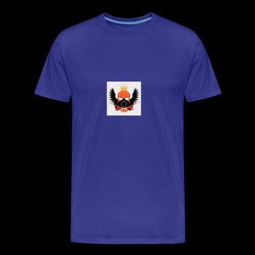 Zombro13 kammen - Herre premium T-shirt