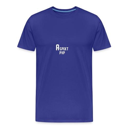 AspektPvP_Druck - Männer Premium T-Shirt