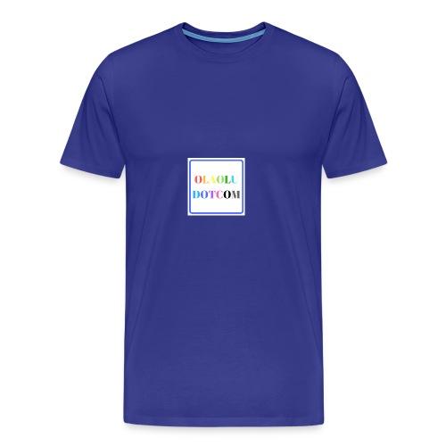 OLAOLUDOTCOM - Men's Premium T-Shirt