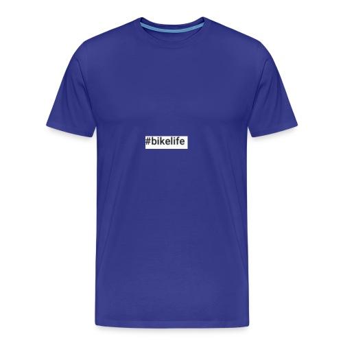 Bikelife - Männer Premium T-Shirt