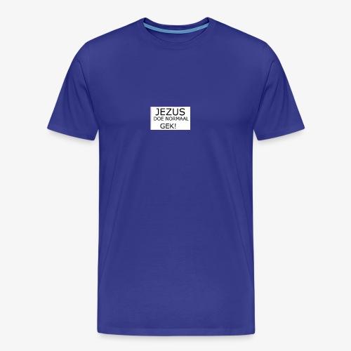 JOOO - Mannen Premium T-shirt