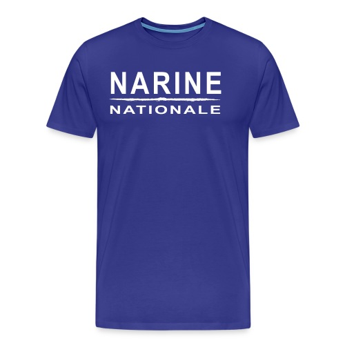 Narine Nationale - T-shirt Premium Homme