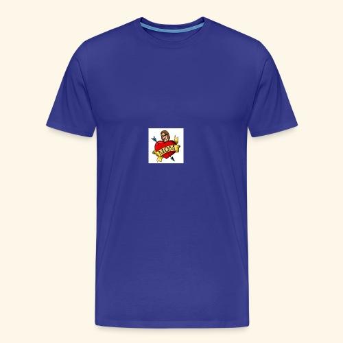 I love you MOM - T-shirt Premium Homme