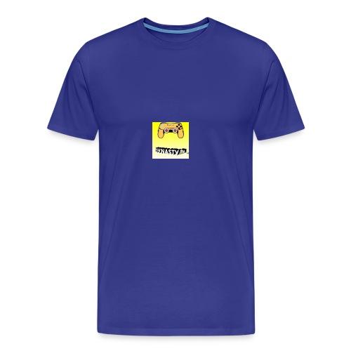 Simbolo canale - Maglietta Premium da uomo