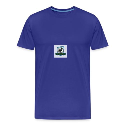 Logo + #SnipeeArmy Schrift - Männer Premium T-Shirt