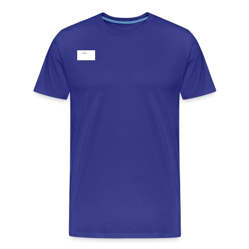 White Wolf Clothing - Herre premium T-shirt