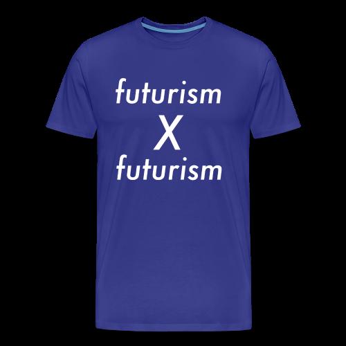 futurism x futurism - Männer Premium T-Shirt