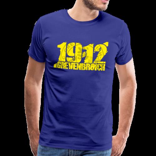 1912 Grevenbroich - Männer Premium T-Shirt